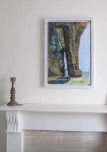 Arch, Bossiney - Framed