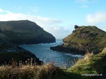 Boscastle Morning Photo
