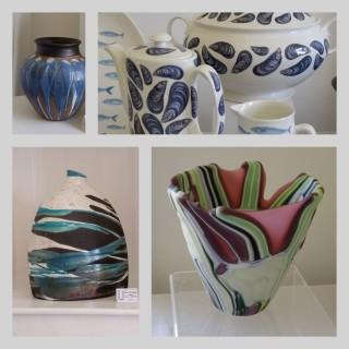 Pots, vessels, ceramics https://www.facebook.com/www.cornwallceramicsandglassgroup.co.uk/